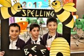 SPELLING BEE CONTEST