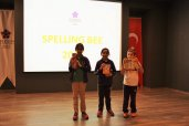 "Our 3rd graders had fun with ""Spelling Bee"" competition."
